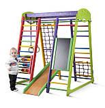 Детский спортивный комплекс для дома «Акварелька», фото 2