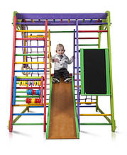 Детский спортивный комплекс для дома «Акварелька»