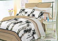 Полуторный набор постельный (рисунок Бамбук)