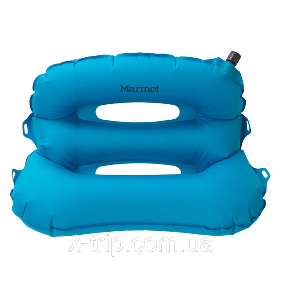 Надувная подушка Marmot Strato Pillow Ceylon Blue (MRT 23500.2421)