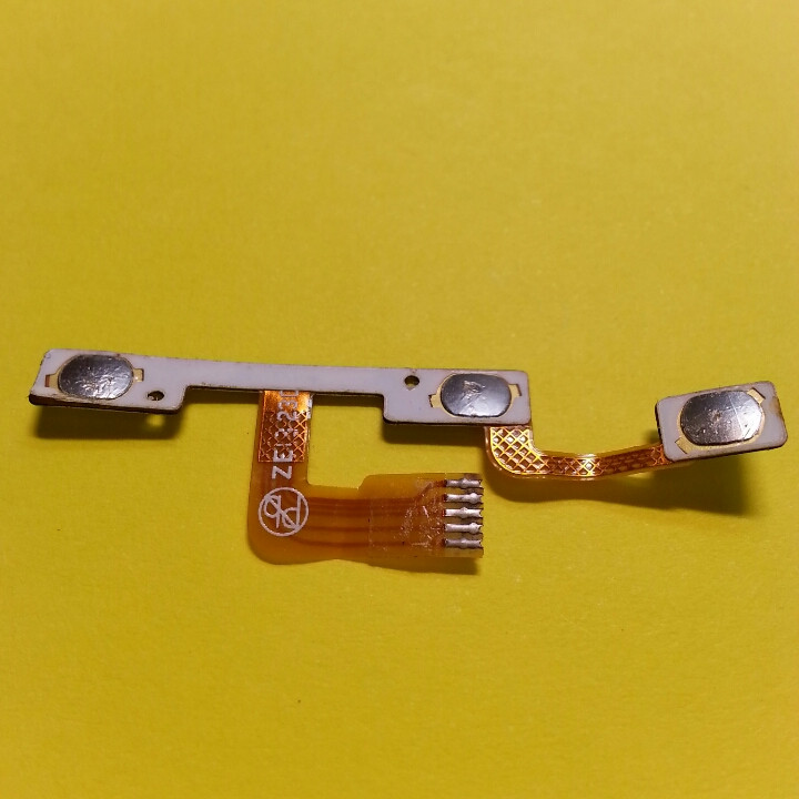 Шлейф кнопок включения, громкости для планшета Lenovo a3000 оригинал б/у