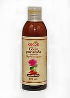 Натуральное репейное масло для волос с экстрактом красного перца