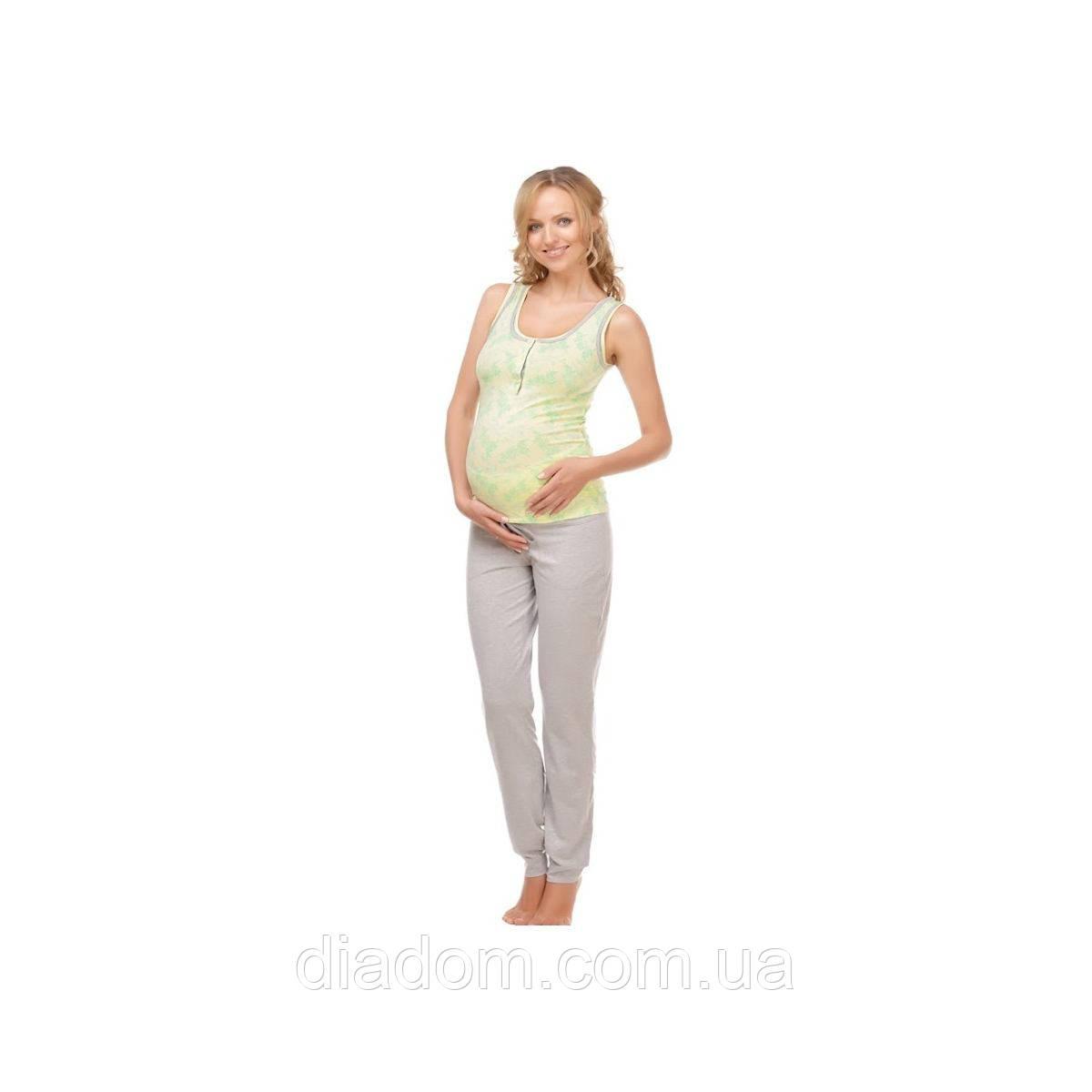Пижама для беременных и кормящих мам Sunshine