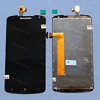 Оригинальный ЛСД экран и Тачскрин сенсор Lenovo S920 модуль