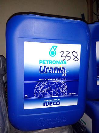 Масло моторное Urania FE 5W30 (20L), 13471900, фото 2
