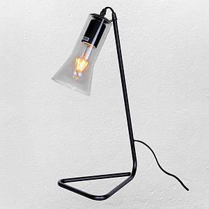Настольная лампа св стиле лофт ( модель 20-T81400-1 BK)