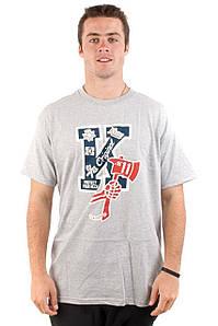 Футболка с принтом KR3W Original Logo  мужская