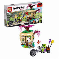 Конструктор Angry Birds 19003, 305 деталей, аналог Lego
