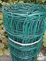 Сетка пластиковая (забор) 1*20м (ячейка 85*95мм), фото 1