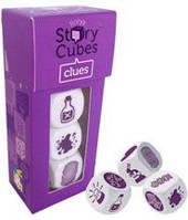 Сказочные кубики историй Рори: Улики (Rory's Story Cubes: Clues) настольная игра