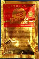 Дріжджі спиртові для дистиляції  надшвидкі Turbo Pure 48 Hours/18%