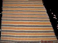 Матрас ортопедический наполнитель - лузга гречихи 120х190 см складной