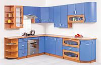 Недорогой кухонный гарнитур Импульс, выбор элементов кухни самостоятельный