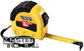 "MASTERTOOL Рулетка измерительная ""Shiftlock"" 10м*25мм, Арт.: 62-1025"