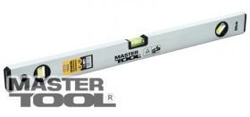 MASTERTOOL Уровень тип 500 алюминиевый усиленный 400мм, Арт.: 34-0403