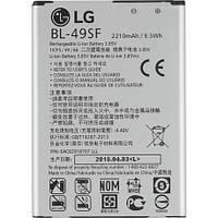 Батарея (акб, аккумулятор) BL-49SF для LG Optimus G4S H734 (2300 mah), оригинал
