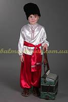 Украинский национальный костюм украинец