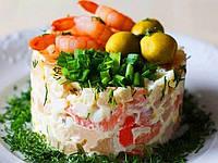 Топ-8 вкуснейших Новогодних салатов