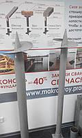 Свая винтовая полиуретановая покраска 1,5м D108., фото 1