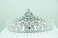 Превосходная корона для настоящей принцессы. Нарядная бижутерия оптом. 86