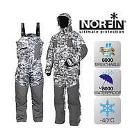 Зимний костюм NORFIN EXPLORER CAMO (-40°)