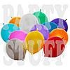Линкинг шары GL13 пастель Ассорти 13' (33 см) 100 шт