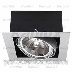 Светильник downlight MATEO DLP-150-GR