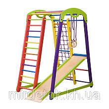 Детский спортивный комплекс для дома «Кроха-2 Мини»