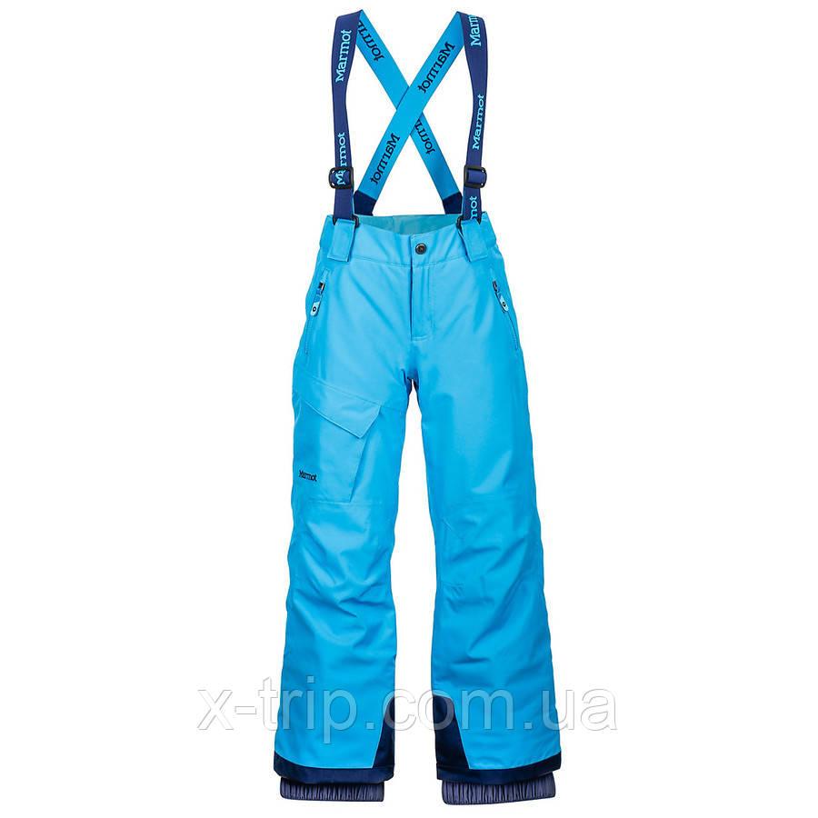 Горнолыжные штаны детские Marmot Boy's Edge Insulated Pant