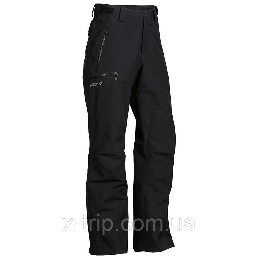 Штаны Marmot Palisades Pant 30960 XL, Black (001)