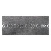 Сетка абразивная затирочная 105 * 280 мм К150 10 ед. INTERTOOL KT-6015