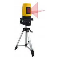 Уровень лазерный самонастраивающийся с треногой / самовыравнивающийся лазерный уровень Арт.: 30-0904