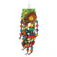 "Игрушка Montana Cages H77125 ""Мега игрушка Чарли"" для попугаев 14 см/14 см/57 см"