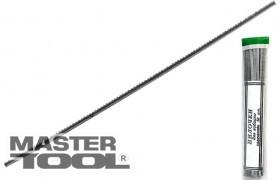 MASTERTOOL Пилочка для лобзика ручного (50 шт.) Арт.: 14-2201