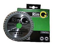 Пила дисковая по дереву Ring 115*22,2*40z