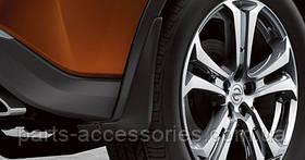 Nissan Murano 2015-17 брызговики передние задние Новые Оригинальные