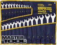 MASTERTOOL Ключи рожково-накидные набор Ключи рожково-накидные набор, Арт.: 71-2125