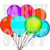 Воздушные шарики Gemar Шар сюрприз Ассорти пастель 31'' (80 см), 25 шт