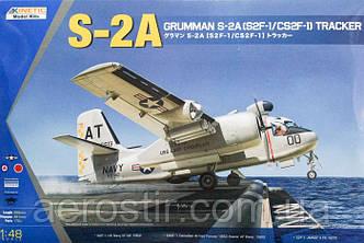 Grumman S-2A [S2F-1/CS2F-1] Tracker 1/48 KINETIC 48039