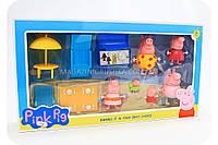 Детский игровой набор «Свинка Пеппа на отдыхе» 805