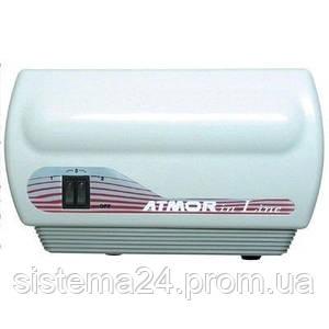 Проточный водонагреватель ATMOR In Line 7 Kw (7 кВт 220Вт системный автомат)