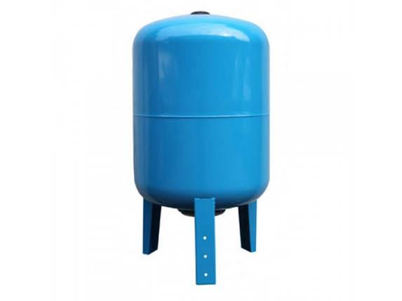 Гидроаккумулятор Euroaqua объём 80 литров вертикальный, фото 2