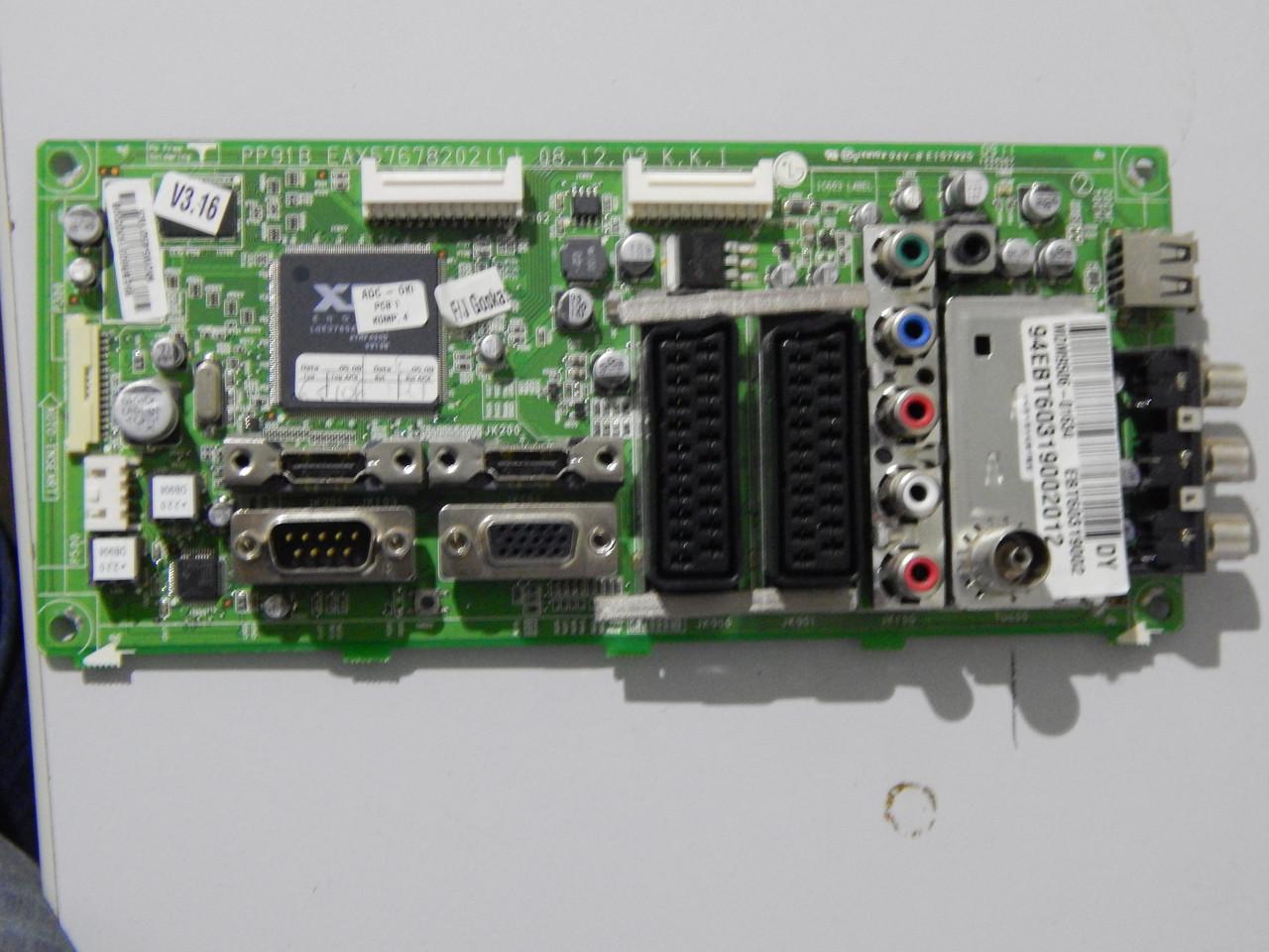 Маин EAX57678202(1) для телевизора LG50PQ200R