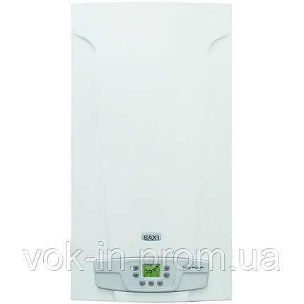 Газовый котел Baxi ECOFOUR 1.240 Fi+ комплект труб (Одноконтурный), фото 2