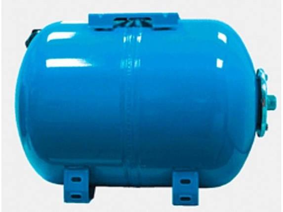 Гидроаккумулятор Euroaqua объём 100 литров горизонтальный, фото 2