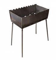 Мангал-чемодан, раскладной мангал на 10 шампуров Арт.: 92-0004