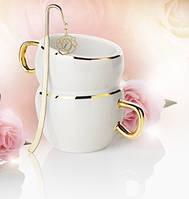 Чашка белая - керамика