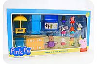 Детский игровой набор «Свинка Пеппа на отдыхе» 806