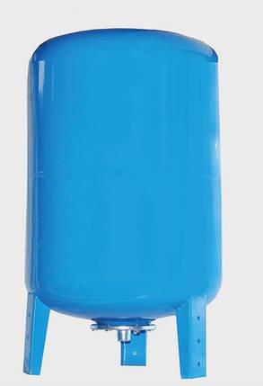 Гидроаккумулятор Euroaqua объём 150 литров VT ( вертикальный ), фото 2