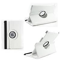 Кожаный чехол-книжка TTX (360 градусов) для Apple IPAD AIR            Белый